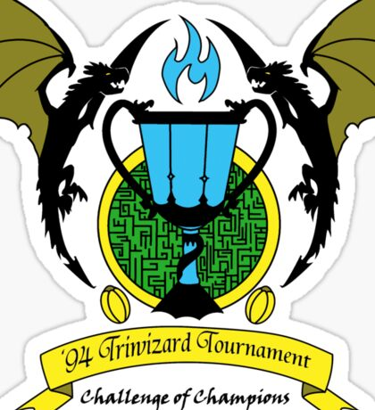 Triwizard Tournament '94 Sticker