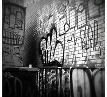 Street Scape by Tara Schultz