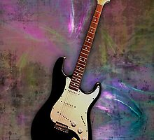 Strat Guitar by frogster