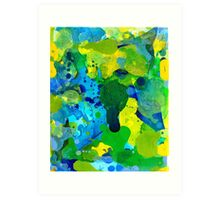 Abstract 71 Art Print