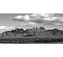 New Mexico Mountains Photographic Print