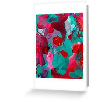 Abstract 69 Greeting Card