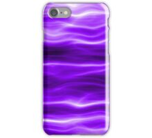 Abstract Purple Waves Iphone Case iPhone Case/Skin
