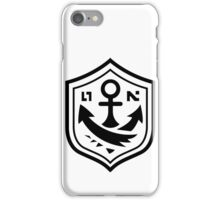 Inkling Anchor Tee Design iPhone Case/Skin