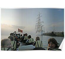 Lehmkuhl Ahoy! Poster