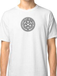Mortal Kombat - Lin Kuei Dojo - Black Clean Classic T-Shirt