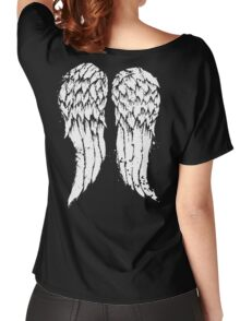Daryl Dixon Wings Women's Relaxed Fit T-Shirt