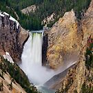 Lower Yellowstone Falls by JimGuy