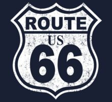 Route 66 US Challenge Kids Tee