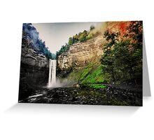 Finger Lakes Region of NY Greeting Card