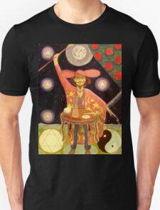 The Magician ; Tarot Card Design  Unisex T-Shirt