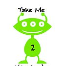 Take Me to Your Leader by Mattie Bryant
