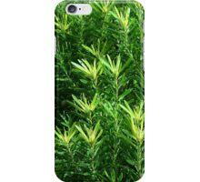 Shades of Green: iPhone case iPhone Case/Skin