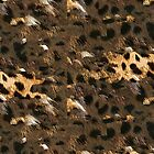 Cheetah Spots - iPhone Case by Cecily McCarthy