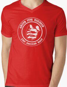 Grand Funk Railroad New Mens V-Neck T-Shirt