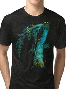 Tree Birds Tri-blend T-Shirt