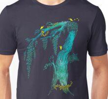 Tree Birds Unisex T-Shirt