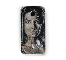 TWD Maggie Samsung Galaxy Case/Skin