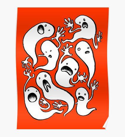 Ghosties! Poster