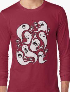 Ghosties! Long Sleeve T-Shirt