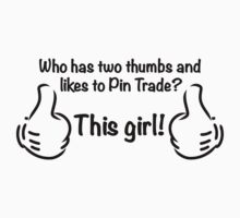 Who Likes to Pin Trade? This Girl! by CaptureToday