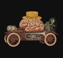 Intelligent Car Kids Tee