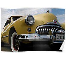1948 Buick Convertible Poster