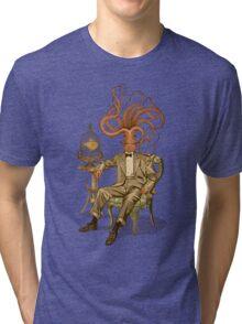 Haircut number 8 Tri-blend T-Shirt