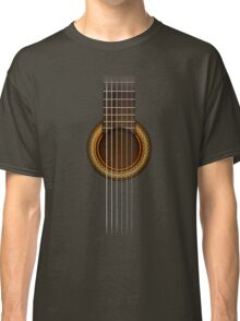 Full Guitar  Classic T-Shirt