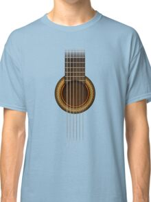 Full Guitar  Classic T-Shirt