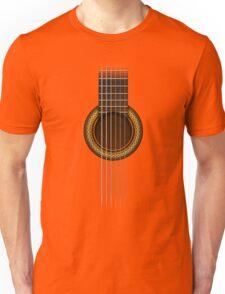 Full Guitar  Unisex T-Shirt