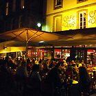 soirée d'été convives à St Malo by graceloves