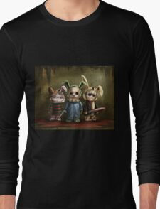 Horror Bunnies Long Sleeve T-Shirt