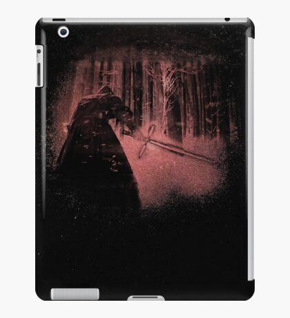 Bleached Kylo Ren iPad Case/Skin