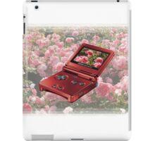 rose gold GAMEBOY 1999  iPad Case/Skin