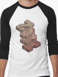 Zork Men's Baseball ¾ T-Shirt
