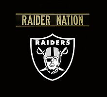oakland raiders iphone by jon  daly