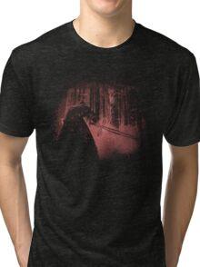 Bleached Kylo Ren Tri-blend T-Shirt