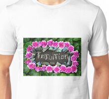 INTUITION - Crystal meditation 2 Unisex T-Shirt