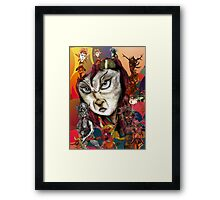 October 2011 Collection 1 Framed Print