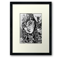 October 2011 Collection 2 Framed Print