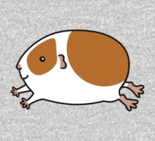 Smooth Leaping Guinea-pig ... Brown and White Kids Clothes