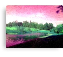 Wonderland Canvas Print