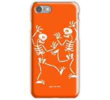 Dancing Skeletons iPhone Case/Skin