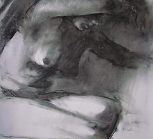Charcoal sketch by Kathylowe