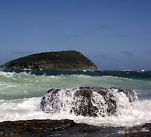 Penmon Point, North Wales by graceloves