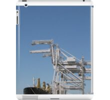 Port of Oakland  iPad Case/Skin