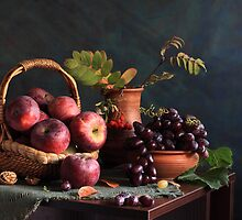 The Autumn Light by panganatalie