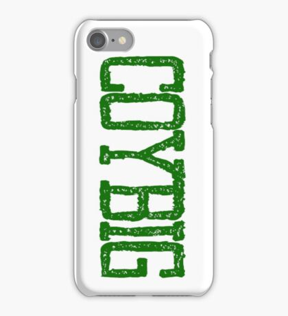 COYBIG Irish Team iPhone Case/Skin