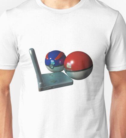 old school pokemon Unisex T-Shirt